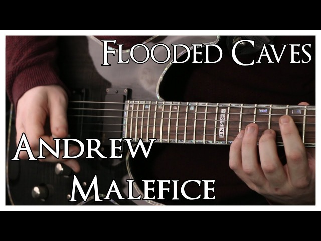 The Binding of Isaac: Afterbirth - Flooded Caves Theme Metal Cover (Kave Diluvii) - Andrew Malefice