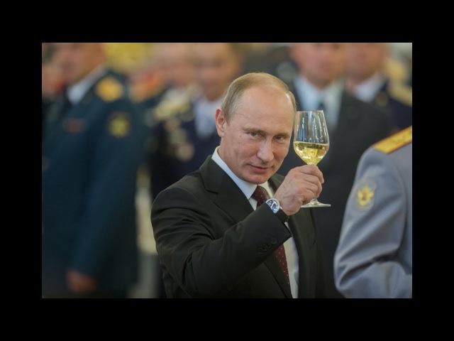 Пять причин голосовать за Путина