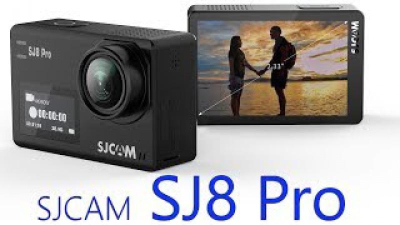 SJ8 Pro | SJ8 Plus | SJ8 Air - ожидаемые экшн-камеры восьмого поколения SJCAM.