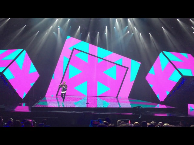 Mikolas Josef - Lie to Me (Perfomance in Ukraine National Selection 2018)