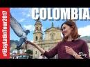 COLOMBIA l Paseando por BOGOTA l La vista de RUSA