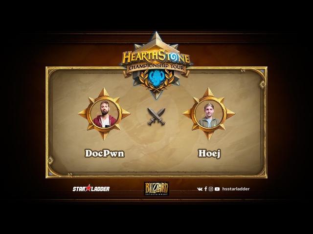 DocPwn vs Hoej, Hearthstone World Championship 2017