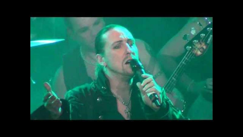 Therion - Clavicula Nox - Live Le Trabendo - Paris 2013