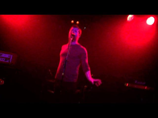 Mclusky live - Lightsabre cocksucking blues - 3/12/15 The Garage London