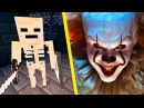 ПЕННИВАЙЗ ЖДЕТ ТЕБЯ 💀 ФИЛЬМ ОНО 2 Как сделать портал в мир оно в Майнкрафт Minecraft The It 2