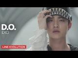 EXO - D.O. (Line Evolution)