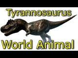 Jurassic World Animal l Planet Dinosaurs l Tyrannosaurus Learning l Video for Kids l Part 4