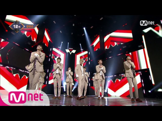 [UP10TION - Going Crazy] Comeback Stage | M COUNTDOWN 171019 EP.545