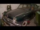 Бийчанин продаёт легенду советского автопрома - Волгу ГАЗ-21 (Будни,04.12.17г.,Бийское телевидение)