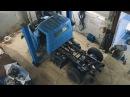 ЗИЛ 600 сил оживает Первый пуск мотора