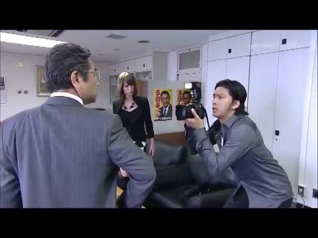 Nagase Tomoya and his