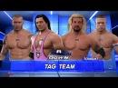 WFW SmackDown Double Troubles vs DDP Cenation ½ Final 1st contender TagTeam Champ Tournament
