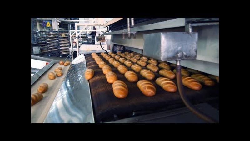 Виробництво хліба I Зроблено в Україні