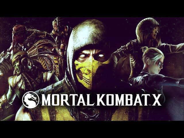 Стрим | Mortal Kombat X | Босс вторжения, башня вторжения и онлайн схватки.