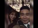 """Oates Ritthichai on Instagram: """"With my new best friend Park Shin-hye @ssinz7 at Coach Fall 2018 Show during New York Fashion Week. พัก ชิน ฮเย ก็ม"""