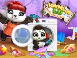 Fun Baby Care Kids Games - Panda Lu Baby Bear Care 2 - Babysitting &amp Daycare