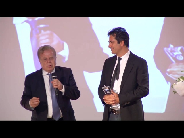 Meslek Başarı Ödülleri Öğrenci Özel Ödülü - Mahsun Kırmızıgül