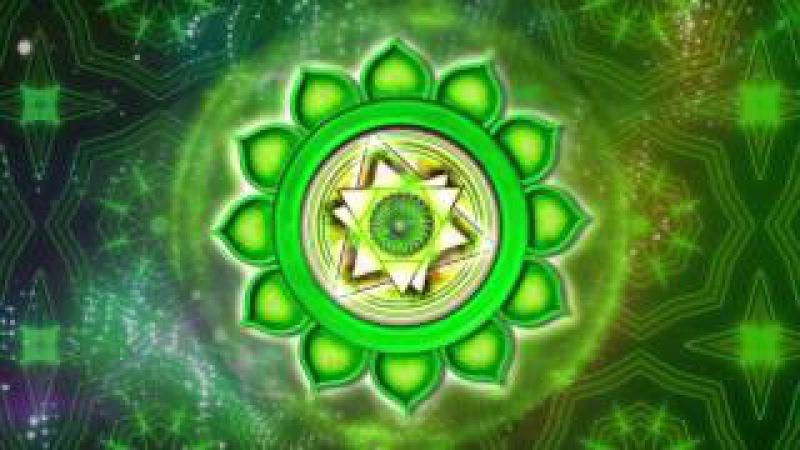 Звуковая медитация сердечной чакры. Хаторы. Том Кеньон - Hathors. Tom Kenyon