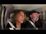Metallica поет песню Рианны