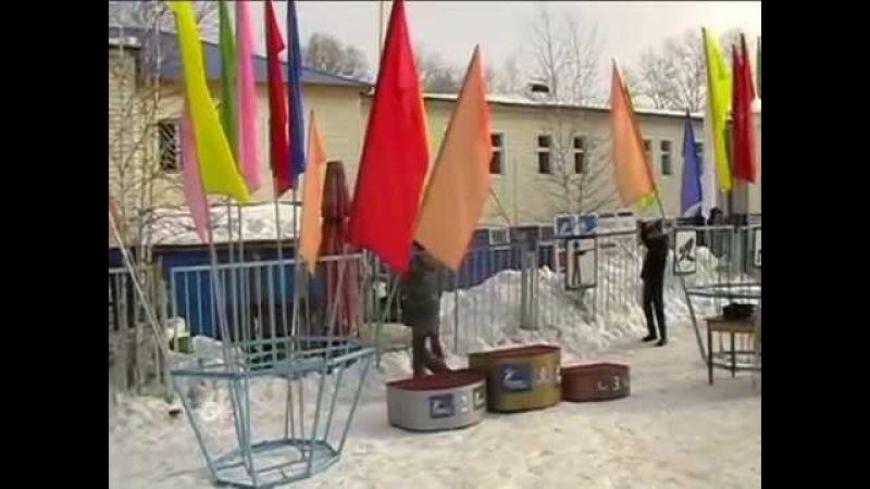 01.03.2009 г. Спортивный праздник масленица на лыжной базе Динамо