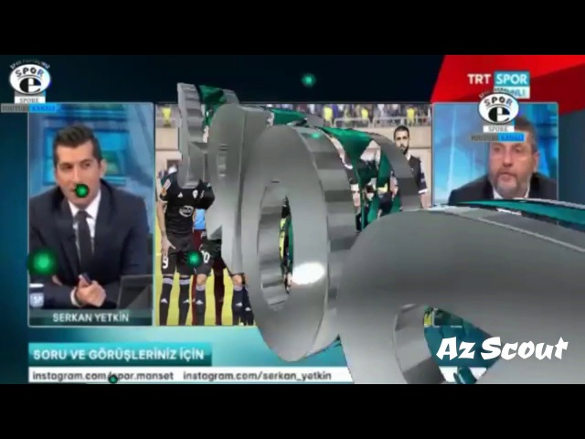 Trt Spor-da Qarabağ FK tarixi matçda Kopenhageni keçməsi haqqında danışıldı.