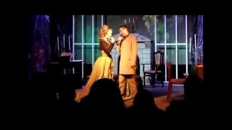 Алексей Соколов и Дария Фёдорова - Неудачное свидание (28 декабря 2017)