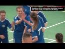 Aurēlijas Zariņas (Rēzeknes BJSS) hat-trick mačā pret Ķekavas Bulldogs (26.11.2017)