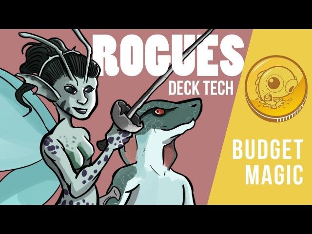 Budget Magic: $87 (33 tix) Modern Rogues (Deck Tech)