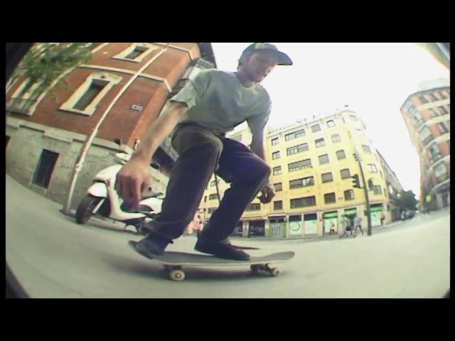 Tyler Surrey Madrid Raw Adventures