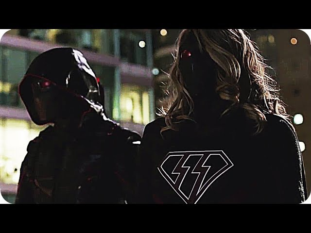 Crisis on Earth X Extended Trailer Arrow Flash Supergirl Crossover (2017) CW Series