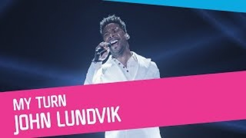 John Lundvik – My Turn