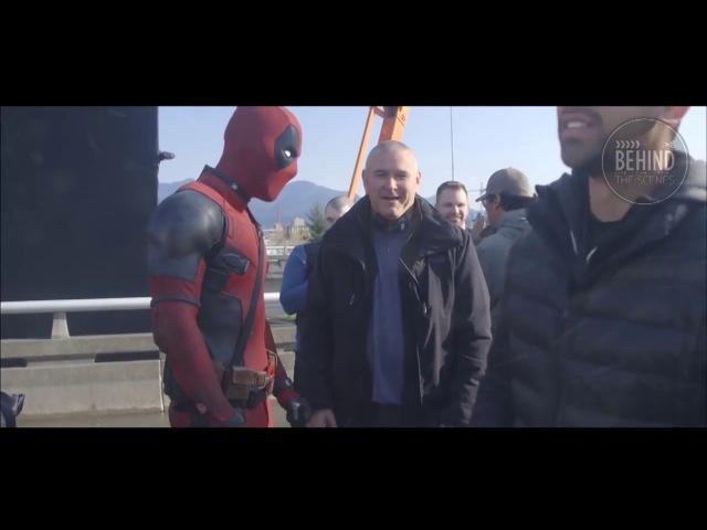 Как снимали: ДЭДПУЛ / Deadpool Behind The Scenes ' 2016