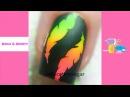 Nail Art Подборка легких модных дизайнов ногтей 2017 №13
