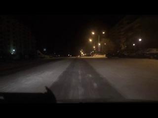 Снежинск за 60 секунд