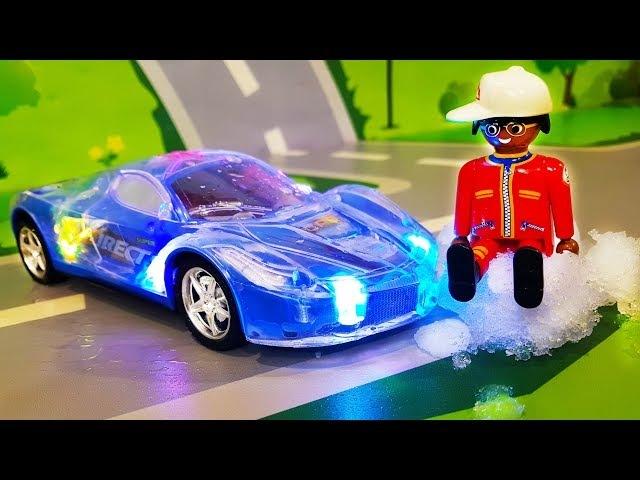 Мультики про машинки Желейный йогурт в мультике Цветная машинка Лего Мультфильмы для детей