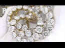 10MM Bling Bling Chain AAAAA Prong Set Simulated Diamonds | IP Gold