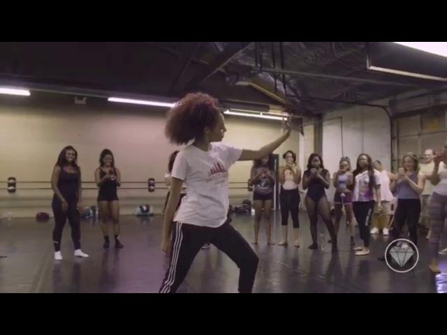 Formation Choreography by Ashley Everett