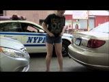 HBO Girls - Adam &amp Jessa get arrested 4x03 Scene Adam Driver, Jemima Kirke