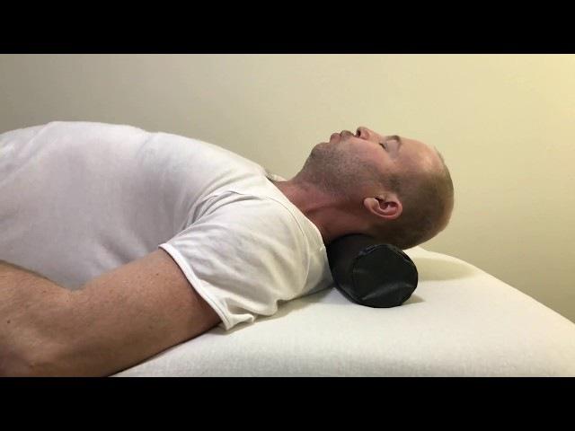 Упражнения для самостоятельной правки шейных позвонков