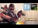 Team Fortress 2 | Nvidia Geforce 940MX | i5 7200U