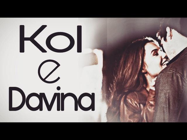 A historia de Kol e Davina [PARTE 1] Kolvina the originals Dublado