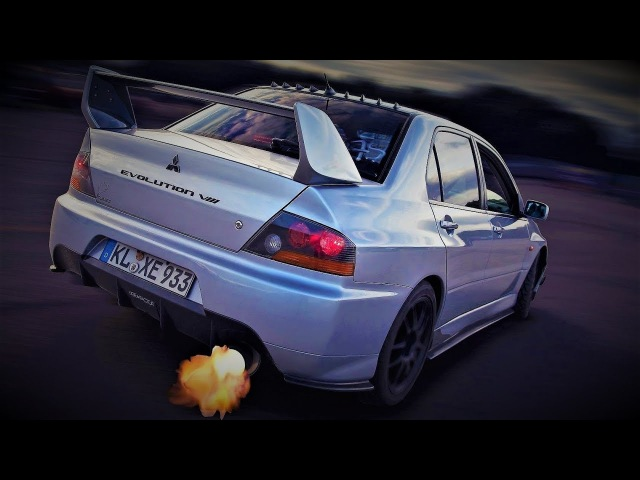 Mitsubishi Lancer Evo Sound Compilation (Best Ever)