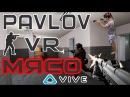 МЯСО в игре Pavlov VR на HTC Vive | VR Games