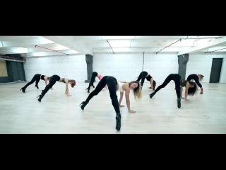 JULIANNA @KOBTSEVA  JK CREW   Alina Baraz - Electric   High heels dance