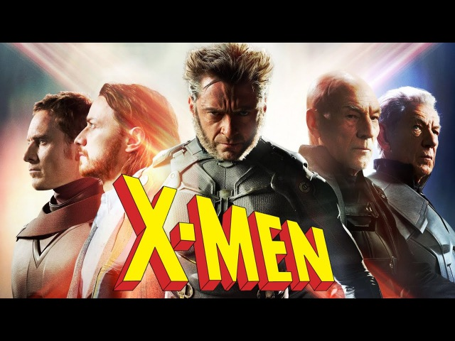 X-MEN: THE ANIMATED SERIES - LIVE ACTION INTRO!