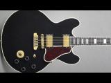 Soulful B.B. King Style Blues Guitar Backing Track Jam in G