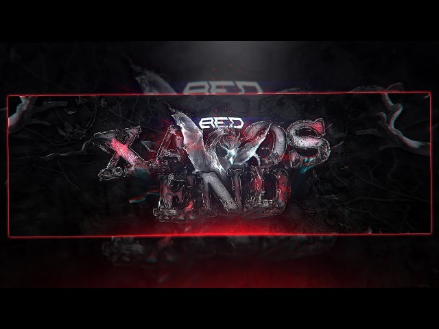 Red XaosEnd Speedart By dZ Wolfs (NEW PACK SOON!)