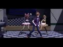 Танец Мангл , Той Чики и Болун Боя MMD