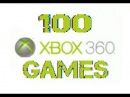 100 Xbox 360 games in 10 minutes