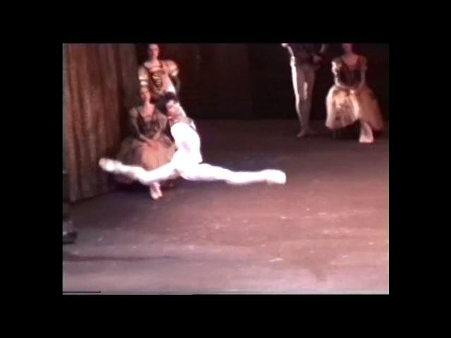Tsiskaridze as Siegfried - Swan Lake Bolshoi Ballet